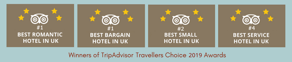 Elm Tree Hotel - 2019 Trip Advisor Awards