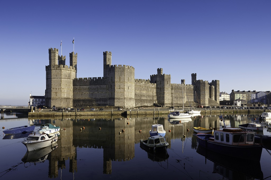 Medieval Castles of North Wales
