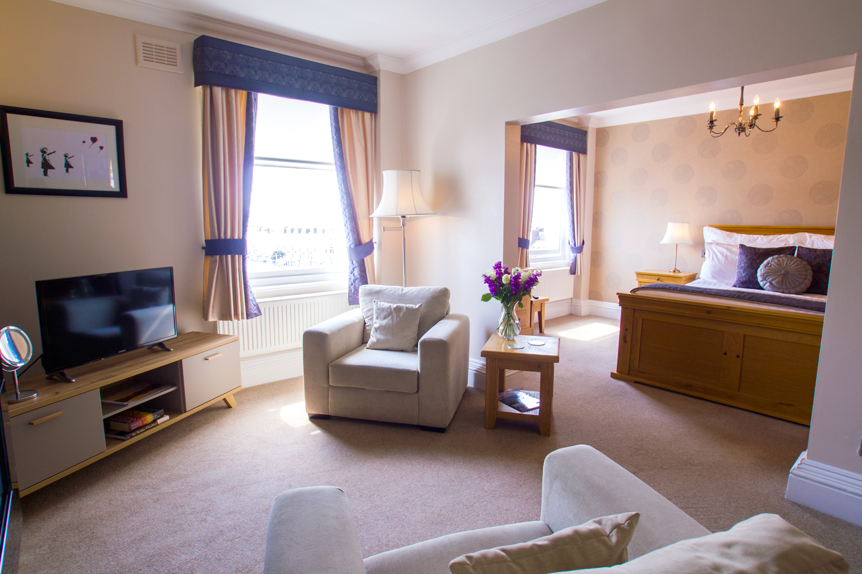 The Elm Tree Hotel, Llandudno- Executive Suite
