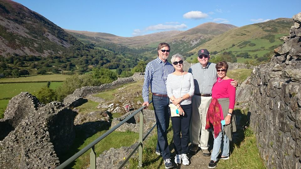 Slide 2 - Private Guided Sightseeing Tours of North Wales, Snowdonia and the ISle of Anglesey