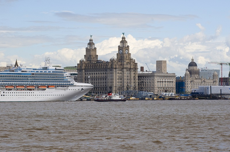 Liverpool Cruise Ship Tours