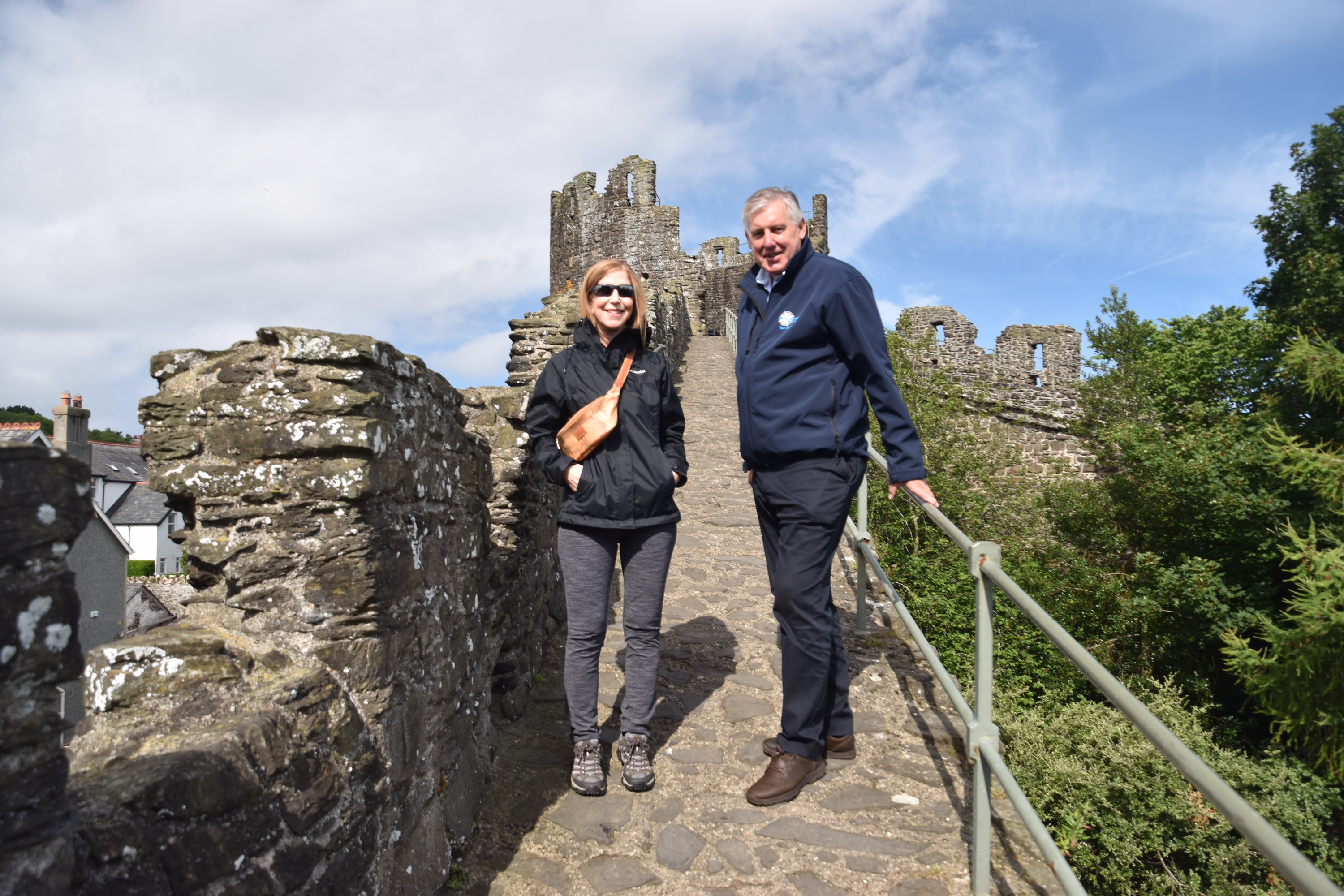 2017 - Boutique Tours on Tour at Medieval Conwy